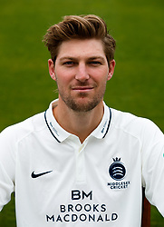 Middlesex's Ollie Rayner  during the media day at Lord's Cricket Ground, London. PRESS ASSOCIATION Photo. Picture date: Wednesday April 11, 2018. See PA story CRICKET Middlesex. Photo credit should read: John Walton/PA Wire. RESTRICTIONS: Editorial use only. No commercial use without prior written consent of the ECB. Still image use only. No moving images to emulate broadcast. No removing or obscuring of sponsor logos.