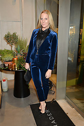 ALICE NAYLOR-LEYLAND at a party to celebrate the launch of the Monica Vinader London Flagship store at 71-72 Duke of York Square, London SW3 on 4th December 2014.