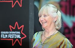 "Gemma Jones<br /> <br /> God's Own Country UK Premiere, Wednesday 21st June 2017<br /> <br /> The opening night gala of the Edinburgh International Film Festival featured the UK Premiere of ""God's Own Country""<br /> <br /> Stars and guests arrive on the red carpet<br /> <br /> (c) AimeeTodd | Edinburgh Elite media"