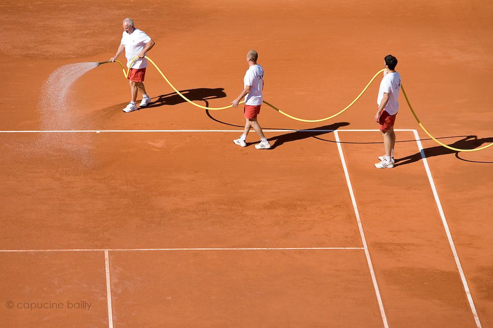Paris, France. May 30th 2009. .Roland Garros - Tennis French Open. 3rd Round..