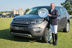 Jung Michael, (GER), La Biosthetique Sam FBW<br /> Land Rover Burghley Horse Trials - Stamford 2015<br /> © Hippo Foto - Jon Stroud<br /> 06/09/15