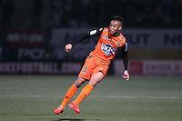 Pierre Yves POLOMAT  - 06.03.2015 - Nancy / Laval - 27eme journee de Ligue 2 <br />Photo : Fred Marvaux / Icon Sport