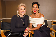 Performer Milck, actress Tracee Ellie Ross