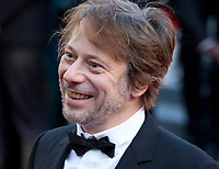 Mathieu Amalric at Based on a True Story (D'apres Une Histoire Vraie) gala screening at the 70th Cannes Film Festival Saturday 27th May 2017, Cannes, France. Photo credit: Doreen Kennedy