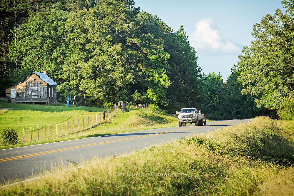 The Boom or Bust Byway follows Highway 2 in Webster Parish near Munn Hill between the towns of Sarepta and Shongaloo. The Byway is comprised of four parishes: Caddo, Bossier, Webster and Claiborne.