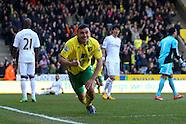 Norwich City v Swansea City 060413