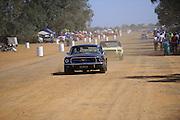 1967 Ford Mustang. Caversham Historic Motoring Fair. Caversham, Perth, Western Australia.<br /> Sunday, 15th November 2009