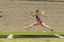 Maine State Track & Field Meet, Class B: girls triple jump, Ring, Kaitlyn, Caribou