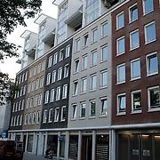 NLD/Amsterdam/20080814 - Woning Percy irausquin waar hij overleden is in de douche