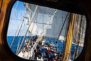2014 Copa Galapagos, Regata Salinas - San Cristobal