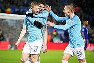 Leicester City v Manchester City 181218