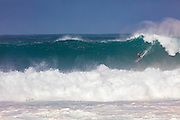 Quicksilver Eddie Aukai Big Wave Surf Contest, Waimea Bay, North Shore, Oahu, Hawaii