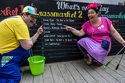 Pictured: Poppy Bubbles and her nephew Bert<br />
