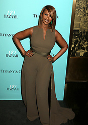 April 19, 2017 - New York, New York, U.S. - Model IMAN attends the Tiffany & Co. and Harper's Bazaar 150th Anniversary Event held at the Rainbow Room. (Credit Image: © Nancy Kaszerman via ZUMA Wire)