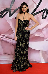 Capital Presenter Lilah Parsons attending The Fashion Awards 2016 at The Royal Albert Hall in London. <br /> <br /> Picture Credit Should Read: Doug Peters/ EMPICS Entertainment