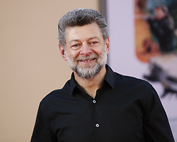 July 22, 2019 - Los Angeles, CA, USA - LOS ANGELES - JUL 22:  Andy Serkis at the ''Once Upon a Time in Hollywood'' Premiere at the TCL Chinese Theater IMAX on July 22, 2019 in Los Angeles, CA (Credit Image: © Kay Blake/ZUMA Wire)