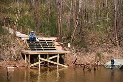 Brazos River Boat