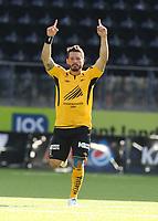 fotball, tippeliga eliteserien, start, rosenborg, rbk, 12.juni, 2014<br /> Alejandro Castro, Start<br /> Foto: Ole Fjalsett