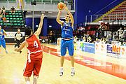 DESCRIZIONE : Biella Trofeo Angelico Raduno Collegiale Nazionale Maschile Amichevole Italia Giordania<br /> GIOCATORE : Daniele Cinciarini<br /> SQUADRA : Nazionale Italia Uomini<br /> EVENTO : Raduno Collegiale Nazionale Maschile Amichevole Italia Giordania<br /> GARA : Italia Giordania<br /> DATA : 18/06/2009 <br /> CATEGORIA : tiro <br /> SPORT : Pallacanestro <br /> AUTORE : Agenzia Ciamillo-Castoria/G.Ciamillo