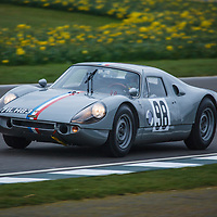 #98, Porsche 904 Carrera GTS (1964), confirmed driver: James Cottingham at Goodwood 76th Members Meeting, Goodwood Motor Circuit, on 17.03.2018