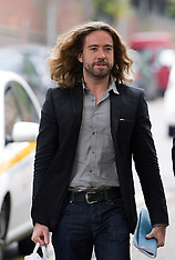 OCT 08 2012 Justin Lee Collins in court