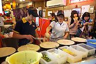 Shida Night Market 師大夜市 - Taiwanese Styled Crepes