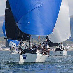 Pelle P Kip Regatta 2019 Day 1<br /> <br /> Light and bright conditions for the opening racing on the Clyde keelboat season<br /> <br /> IRL3307, Jacob VII, John Stamp, Port Edgar, Corby 33