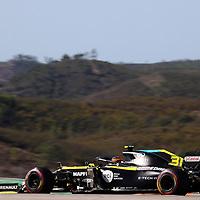 24.10.2020, Autódromo Internacional do Algarve, Portimao, FORMULA 1 HEINEKEN PORTUGUESE GRAND PRIX 2020,im Bild<br />Esteban Ocon (FRA#31), Renault DP World F1 Team<br /> <br /> Foto © nordphoto / Bratic