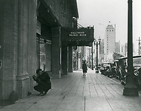 1928 Hollywood Music Box Theater