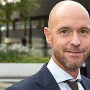 NLD/Hilversum/20180903 -   Voetbalgala 2018, Erik ten Hag