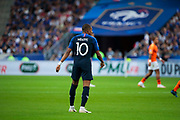Kylian Mbappe (FRA) during the UEFA Nations League, League A, Group 1 football match between France and Netherlands on September 9, 2018 at Stade de France stadium in Saint-Denis near Paris, France - Photo Stephane Allaman / ProSportsImages / DPPI