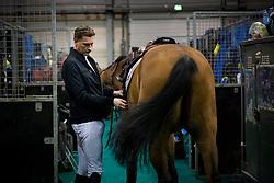 Houtzager Marc, NED, Sterrehofs Calimero<br /> Indoor Brabant<br /> © Sharon Vandeput<br /> 11/03/18