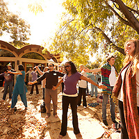 Event Photos CA: Ojai Foundation Day of Mindfulness