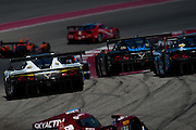 September 19, 2015: Tudor at Circuit of the Americas. Racing action