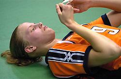 22-06-2000 JAP: OKT Volleybal 2000, Tokyo<br /> Nederland - Korea 3-1 / Chaine Staelens