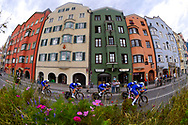 QuickStep - Floors during the 2018 UCI Road World Championships, Men's Team Time Trial cycling race on September 23, 2018 in Innsbruck, Austria - Photo Dario Belingheri / BettiniPhoto / ProSportsImages / DPPI