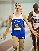 2013 SEC Indoor Track and Field Championships in Fayetteville, Arkansas.