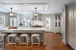 Kitchen with island VA2_013_553