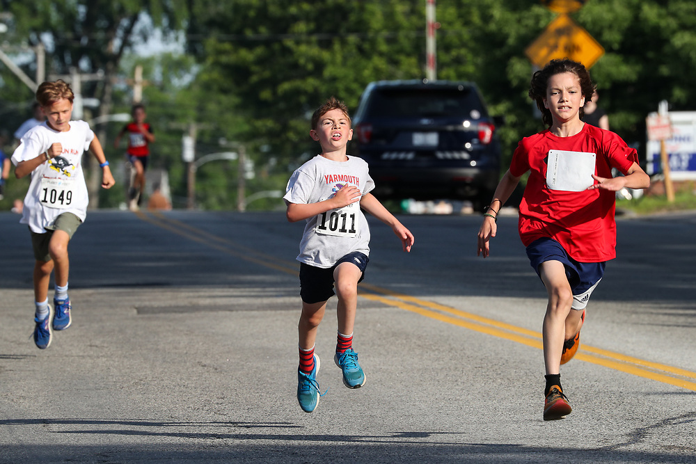 39th Yarmouth Clam Festival 5 Mile Road Race
