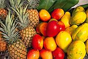 Pineapple, Mango, Payaya<br />