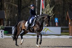 Prummenbaum Lisa, GER, Serenissima RH<br /> CDI 3* Opglabeek<br /> © Hippo Foto - Dirk Caremans<br />  23/04/2021