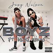 "October 08, 2021 - WORLDWIDE: Jesy Nelson ""Boyz (feat. Nicki Minaj)"" Music Single Release"
