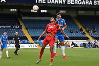 Liam Hogan. Stockport County 2-1 Kidderminster Harriers. Pre-Season Friendly. 28.9.20