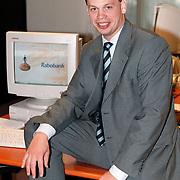 Rabobank Huizen. Paul Steffen
