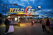 Washington State Fair in Puyallup, September 23, 2015.