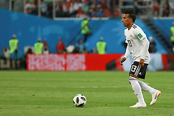 June 19, 2018 - SãO Petersburgo, Rússia - SÃO PETERSBURGO, MO - 19.06.2018: RUSSIA VS EGYPT - Abdelshafy during the match between Russia and Egypt valid for the 2018 World Cup held at the Zenit Arena in St. Petersburg, Russia. (Credit Image: © Ricardo Moreira/Fotoarena via ZUMA Press)