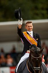 Gal Edward, NED, Glock's Zonik<br /> Nederlands Kampioenschap Dressuur <br /> Ermelo 2018<br /> © Hippo Foto - Dirk Caremans<br /> 29/07/2018