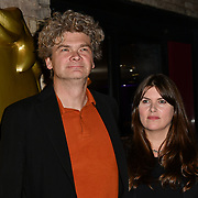 Simon Farnaby and Claire Keelan arrivers at the BAFTA Children's Awards 2018 at Roundhouse on 25 November 2018, London, UK.