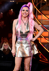 Courtney Act aka Shane Jenek is crowed the winner of the Celebrity Big Brother Final, held at Elstree Studios in Borehamwood, Hertfordshire.