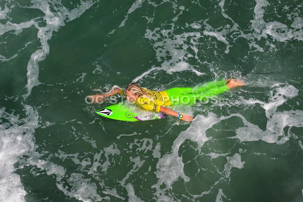 Vans US Open Surfing